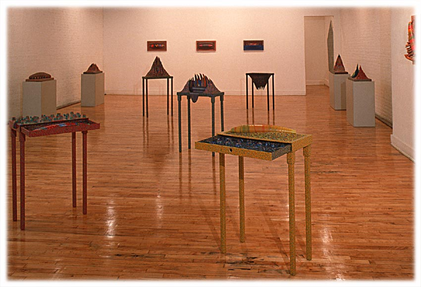 EXHIBITS / INSTALLATIONS - 2011